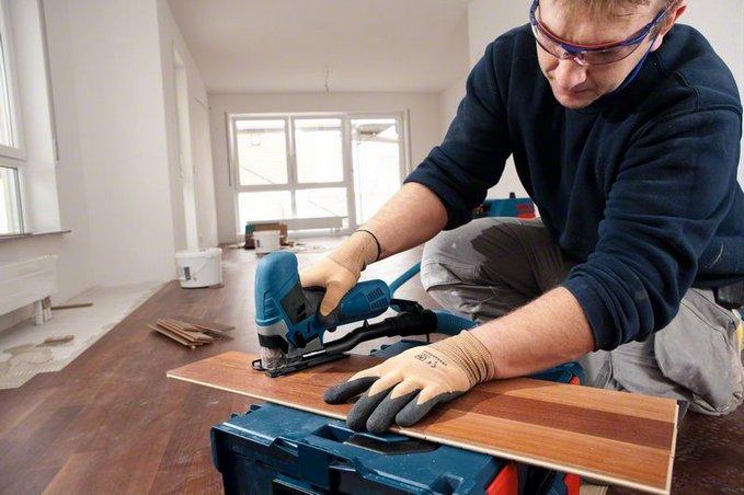 Аренда, прокат лобзика Bosch GST 90 BE Professional в Борисове, Жодино +375336677266